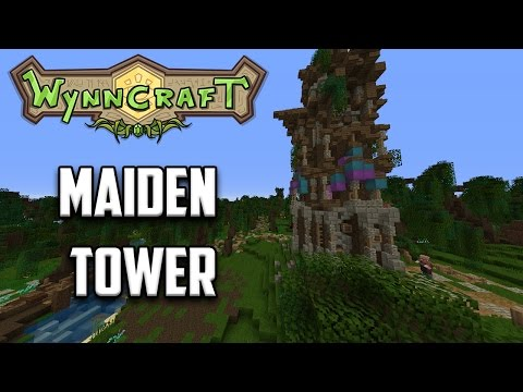 Wynncraft Quests | Gavel | Maiden tower