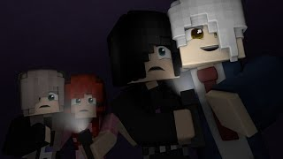 LOOKING FOR A GHOST! 👻🎓Yamato High School # 14🎓 in Minecraft Roleplay