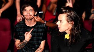 Harry + Louis | AMAs 2015 moments || Larry Stylinson (PART 29)
