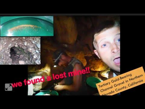 FOUND & WORKED ANCIENT STREAM DRIFT MINE CGR meets Prospector Josh