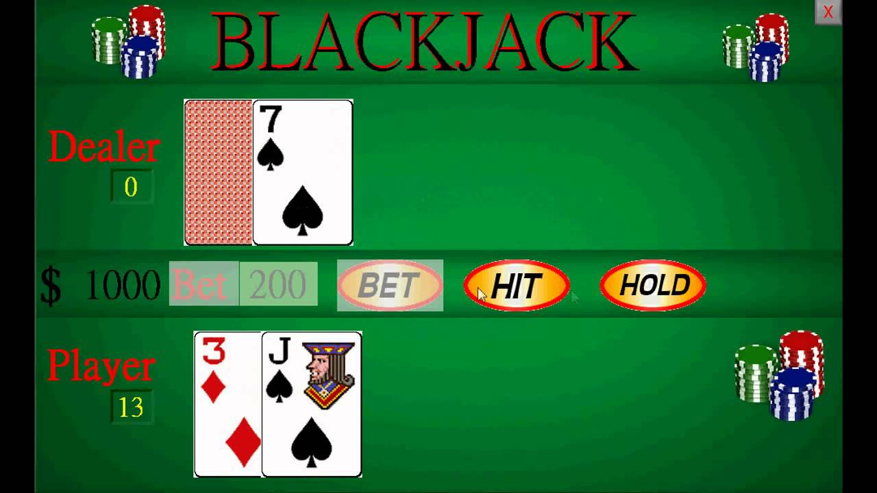 Blackjack object oriented