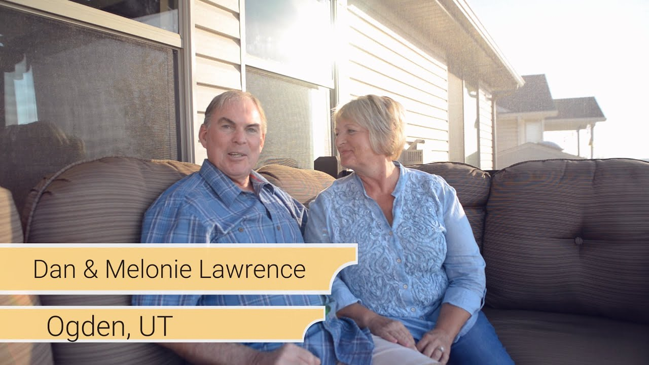 Dan and Melonie Lawrence's Western Timber Frame Experience