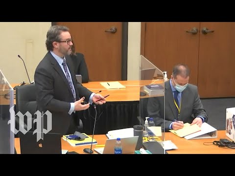 Derek Chauvin trial continues with witness testimony for fourth day  - 4/1 (FULL LIVE STREAM)
