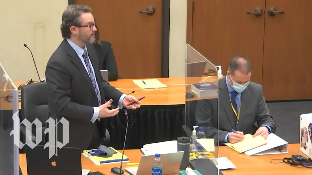 Derek Chauvin trial continues with witness testimony  - 4/1 (FULL LIVE STREAM)