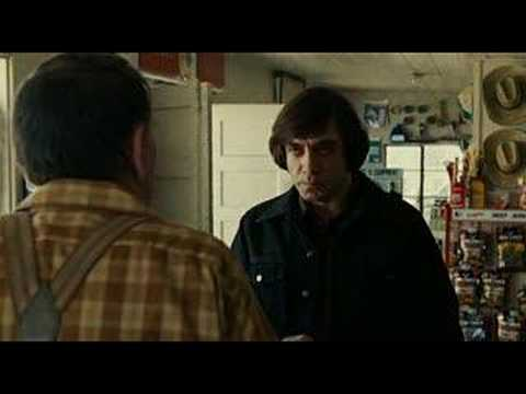 No Country for Old Men ~ Coin Toss