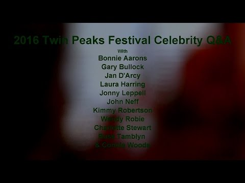 2016 Twin Peaks Fest Celebrity Q&A