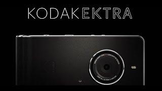 Kodak Ektra - El Smartphone con la mejor Cámara del mundo