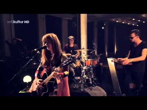Aura Dione - Song For Sophie (I Hope She Flies), live in der Sendung Bauhaus von ZDF Kultur HD