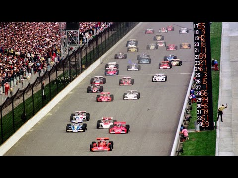 1974 Indianapolis 500 | Full-Race Broadcast 1080p
