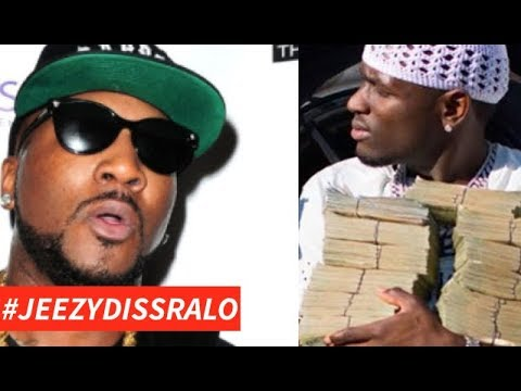 Jeezy DISSES Ralo on 'Respect' Off Pressure Album For Ralo Trolling Him and Calling Him a 'F BOY'