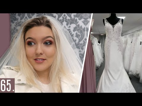 Shopping For Wedding Dresses At 17...