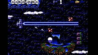 The Shoot Up #29 - W Ring (PC Engine)