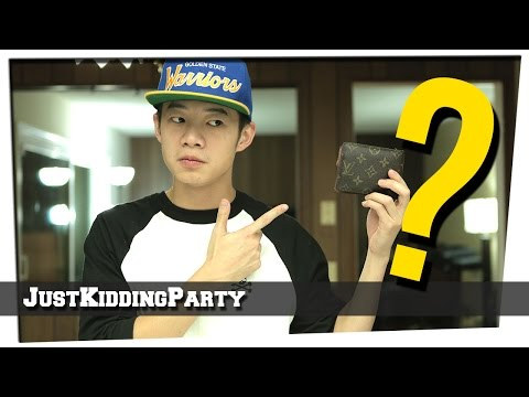 What's In My Wallet ft. Brandon Choi