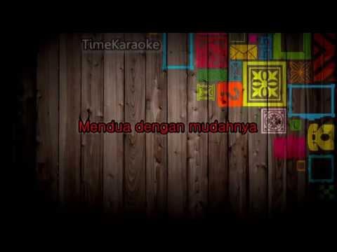 Karaoke Rossa-Atas nama cinta lyrics Tanpa vocal