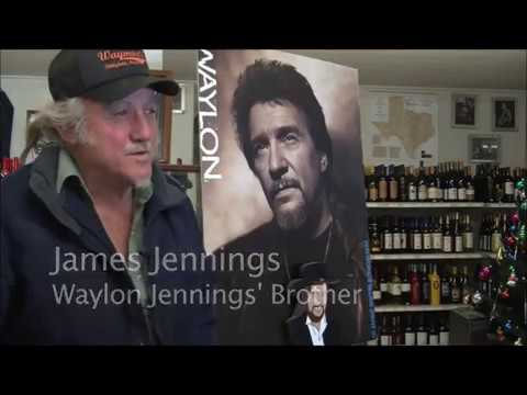 Waylon's Life In Littlefield tour by Waylon's younger brother James Jennings