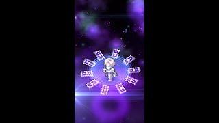 【FFRK】アーシェ必殺技『天魔鬼神の霊符』