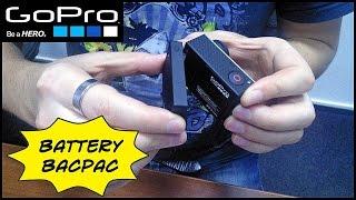 BATTERY BacPac. GoPro Hero. Дополнительный Аккумулятор(, 2015-06-03T11:24:54.000Z)