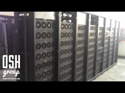 XBTec bitcoin mining data center in China - OSH Group
