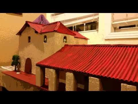 Mission San Fernando Rey de Espana school project