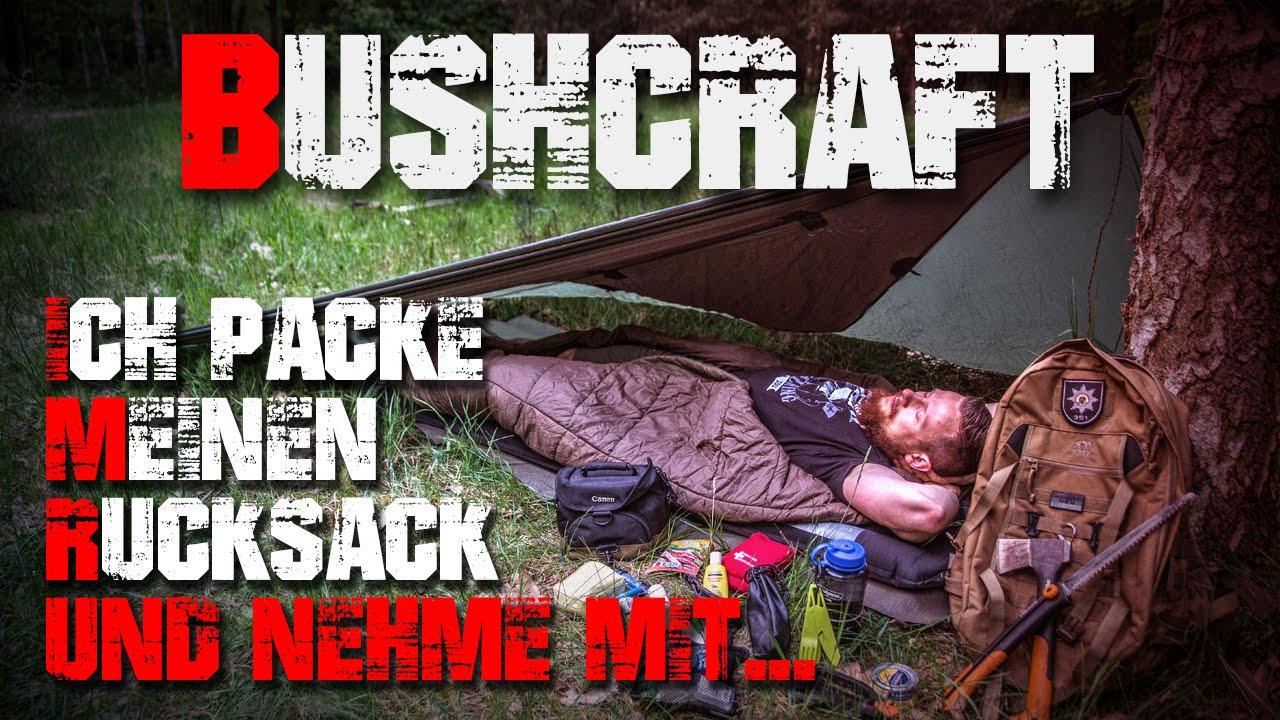 mein rucksack f r eine bernachtung overnight pack kit bushcraft deutschland german deutsch. Black Bedroom Furniture Sets. Home Design Ideas