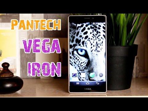 Обзор Pantech Vega Iron - Флагман из Кореи - Звезда минувшего будущего
