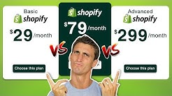 Basic Shopify Vs. Shopify Vs. Advanced Shopify Which Shopify Plan is Right For You?
