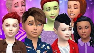 PRIMOS SOBRENATURAIS - #55 - Irmãs Sobrenaturais - The Sims 4