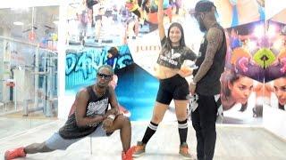 Bumbum Granada - MCs Zaac & Jerry - Vai Taca Taca - Coreografia - Choreography - Cia Ubithi Dance