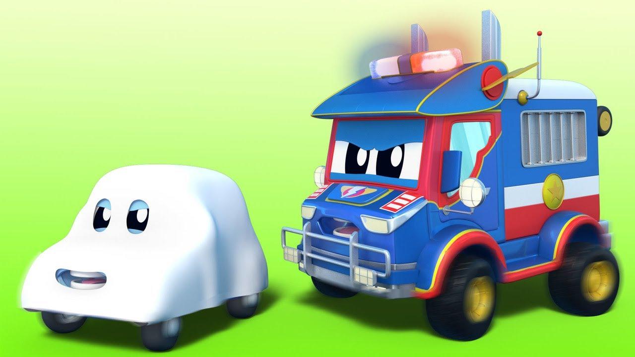 Σούπερ Φορτηγό - Τα μωρά επιστρέφουν ΣΤΟ ΣΧΟΛΕΙΟ - Σούπερ Φορτηγό - Η Εφαρμογή της Αυτοκινητούπολης