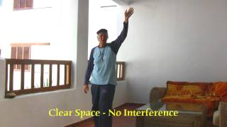 Shamanic Improvisation Clear Space