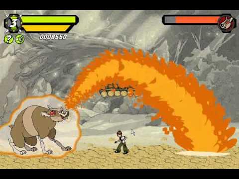 ben10 savage pursuit gameplay