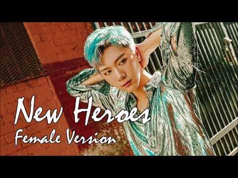 TEN - New Heroes [Female Version]