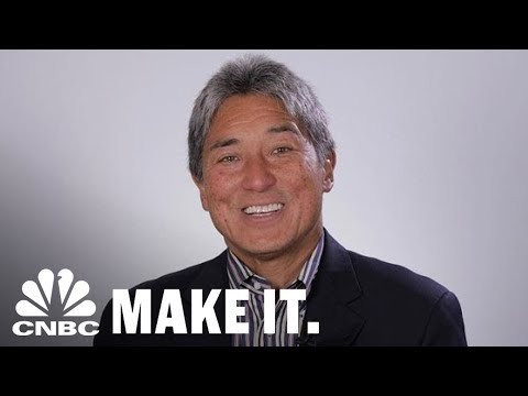 Guy Kawasaki Learned This Crucial Career Lesson By Quitting Law School After 2 Weeks | CNBC Make It.