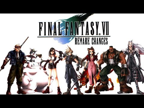 Top 7 Final Fantasy 7 (FF7) Remake Changes (That are 100% not fake)