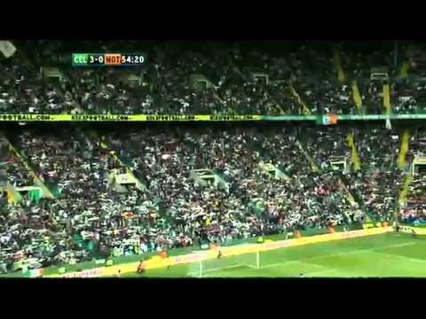 Celtic Fans Lets All Do The Huddle