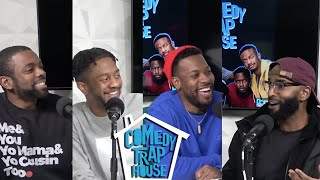 P**SY BADU Ft. Marvin Telp I Comedy Trap House Full Episode