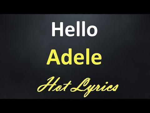 Adele - Hello Lyrics | Cover