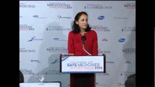 Commissioner Margaret Hamburg, U.S. Food & Drug Administration - Part 3