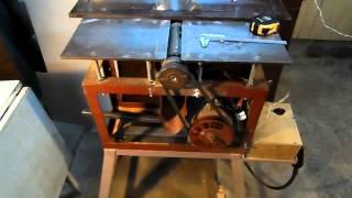 Обзор самодельного фуговально,циркулярного,токарного станка(Скидки на ручные и электроинструменты- http://fas.st/aqsUe http://bit.ly/2hMBsI7 бор машинка в чемодане из Китая. http://bit.ly/2g0kVPp..., 2014-05-12T20:31:49.000Z)