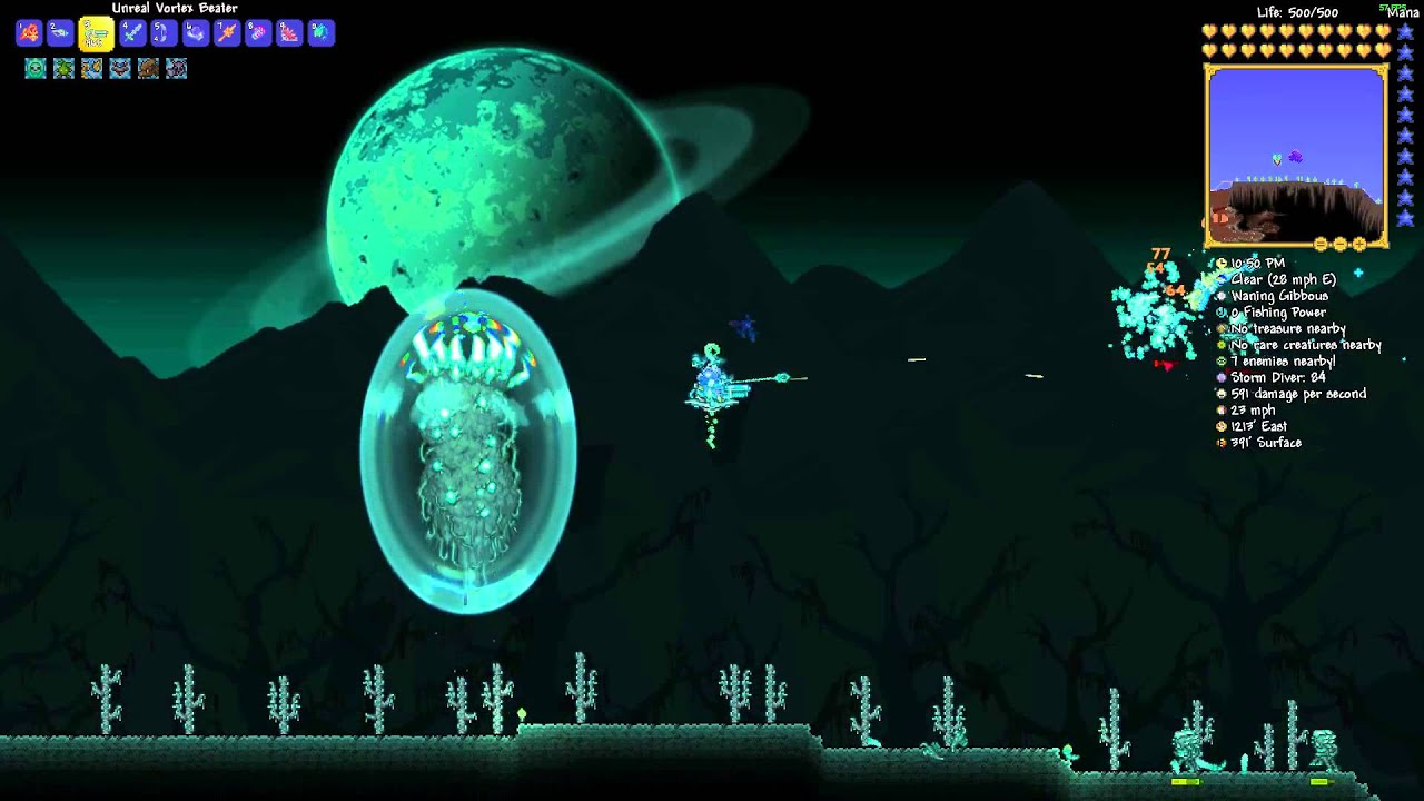 Why Terraria's Single Player is Way Better Than Minecraft