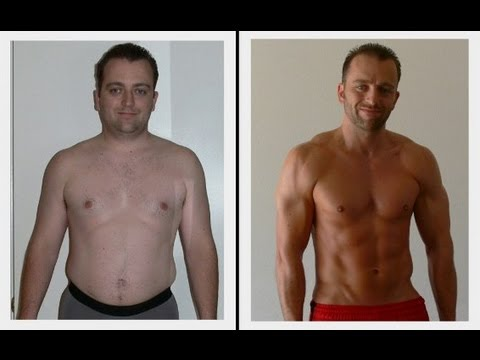 Insanity Asylum Workout - David's 30 and 60 day results!
