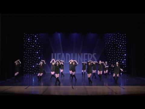 """WOMEN OF INTRIGUE"" Commercial Jazz Heels 2017 Pulse Dance Company"
