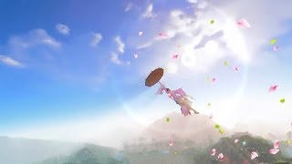 moonlight blade online 天涯明月刀 ol official all flying class new version trailer