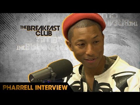 Pharrell Talks Politics, What's Wrong in the Music Business