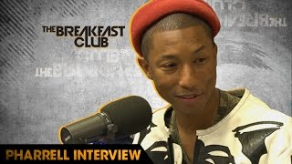 Pharrell Talks Politics, What