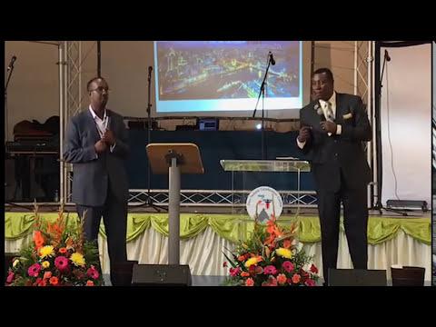 THE LATTER RAIN  PART1 With Apostle Dr Paul M Gitwaza at London United Kingdom
