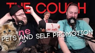 Pets and Self Promotion - The Couch Ep 6