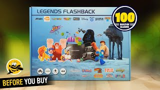 AtGames Legends Flashback (2019) - First Look, Unboxing and Game Test!