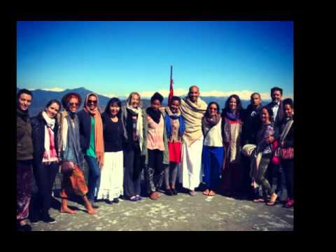 Light Watkins Meditation Retreat in India 2014