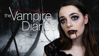 Vampire Diaries Inspired Vampire Makeup Tutorial